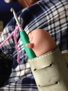 Strap Holding Hook